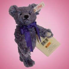 Sweet Steiff Lavender Blue 16 cm Teddy, All IDs, LE