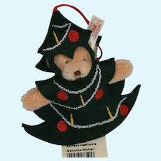 Steiff Tree Hanger Ornament 1997, MIB