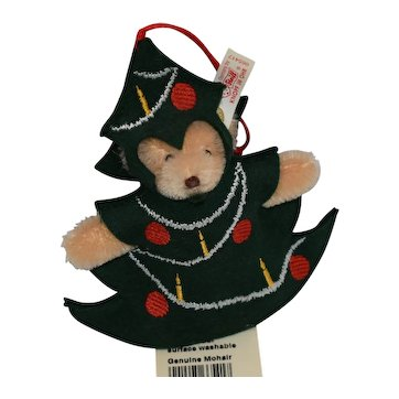 Steiff Tree Hanger Ornament 1997, MIB