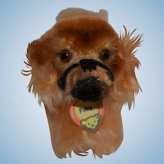 Tiny Steiff Peky Pekinese, All IDs