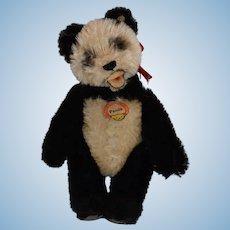 Sweet Steiff 15 cm Panda with IDs