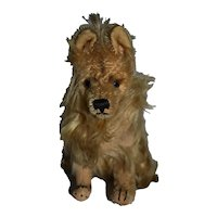 Antique Steiff Dog, Wolfspitz, 1930s, Pre War