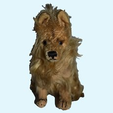 Antique Steiff Dog, Wolfspitz, 1930s, Pre War