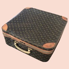 Vintage c1970's Louis Vuitton Luggage Case Suitcase