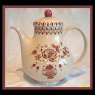 Johnson Bros Jamestown Coffee pot