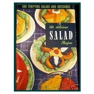 500 Tempting & Delicious Salad Recipes ~ Culinary Arts