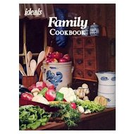 The Ideal's Family Cookbook 1972