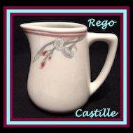 Rego China Castille Creamer