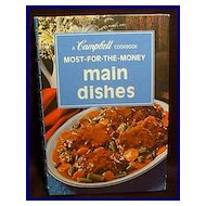 Campbell Cookbook Main Dishes