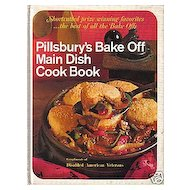 Pillsbury's Bake Off Main Dish Cookbook