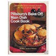 Pillsbury's Bake Off Main Dish Cookbook