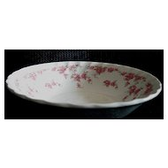 """Franciscan China """"Brides Bouquet"""" Coupe Cereal Bowl"""