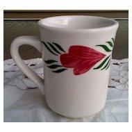 Syracuse China Chantilly Coffee Mug Set of Two