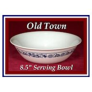 Corelle Old Town Blue Onion Vegetable Bowl