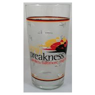 Preakness 137 Black-eyed Susan Collectible Glass