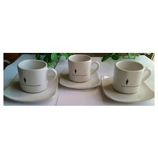 The Orphanage Visual Effects Studio Demitasse Cup & Saucer Set