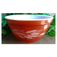 Pyrex Autumn Harvest Mixing Bowl 401