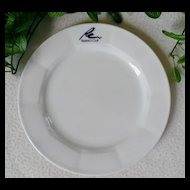 Villeroy & Boch Regency Club Porcelain Plate Set
