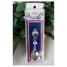 Fred Harvey Grand Canyon Souvenir Spoon by Fort Inc.