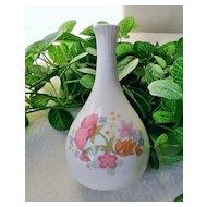 Wedgwood Meadow Sweet Bud Vase