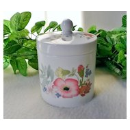 Wedgwood Meadow Sweet Preserve Pot ~ Replacement base Only~ NO Lid