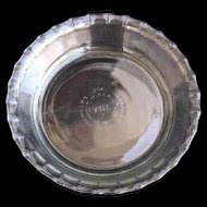 Pyrex Fluted Pie Plate 6 inch # 206