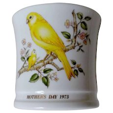 Noritake Mother's Day Cup 1973