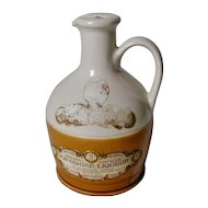 Stoneware Decanter / Pitcher Bronte Liqueur James Beam