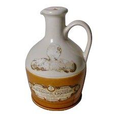Stoneware Decanter / Pitcher Bronte Liqueur James Beam