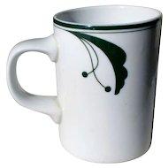 Dansk Flora Bayberry Green Mug