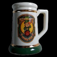 Department 56 McCanihan's The Finest Irish Ale Beer Stein / Mug