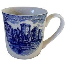 Johnson Brothers Old Britain Castles Blue Mug