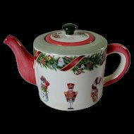 "Christopher Radko ""Christopher's Tree"" Teapot by Zrike"