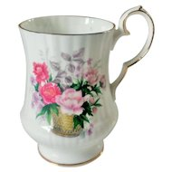 Royal Windsor Rose Mug Pattern #3078