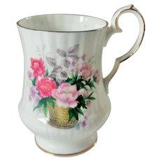 Royal Windsor Rose Mug Pattern #3078