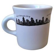 Fishs Eddy New York Skyline Mug