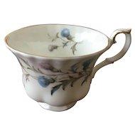 Royal Albert Brigadoon Footed Cup
