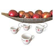 Illy Espresso Cup Set