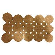 Crochet Deep Ecru Beige Dresser Scarf