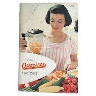 Custom Osterizer Recipes