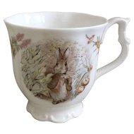 Royal Albert Beatrix Potter Benjamin Bunny Teacup