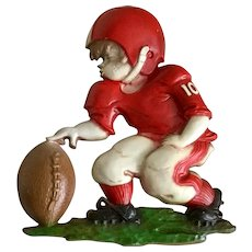 Sexton 1970 Football Wall Hanging