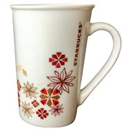 Starbucks 12oz Holiday Mug