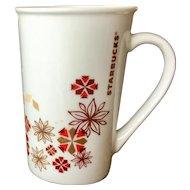 Starbucks 12oz Holiday Mug