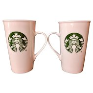 Starbucks Mermaid / Siren 16oz Mug
