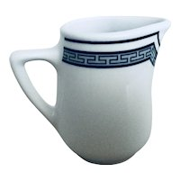 Rego Greek Key Creamer E597-73