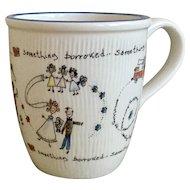 Spose Wedding Mug Set