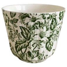 James Kent Pottery Azalea Cache Pot