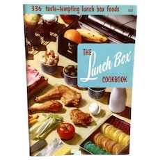 Culinary Arts Institute The Lunchbox Cookbook ~ 336 Foods and Dishes