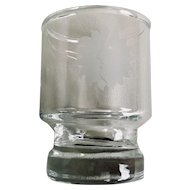 National Airlines Shot Glass